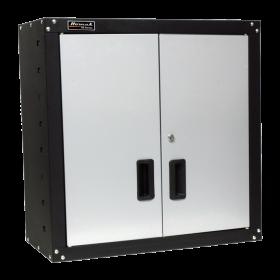 Homak 2 Door Wall Cabinet w/ 2 Shelves  GS00727021