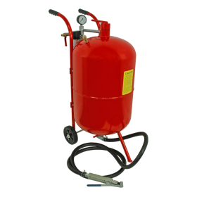 Homak 10 Gallon Abrasive Pressure Pot RD00913191