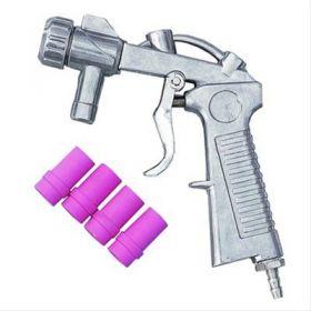 Homak Abrasive Blaster Gun with 4 Nozzles RP900