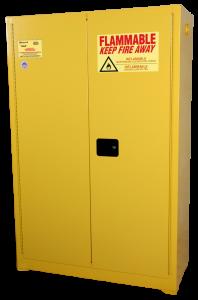 Homak 45 Gallon Safety Cabinet YW00750450