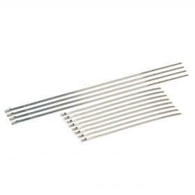 DEI Stainless Steel Locking Tie COMBO PACK - 10205