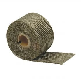DEI Exhaust Wrap 2 Inch x 35ft - Titanium - 10132
