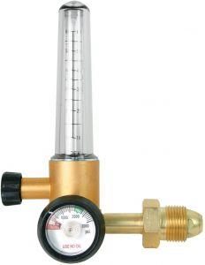 Gentec Light/Medium Duty Flow Meter Regulator - 791AR-60