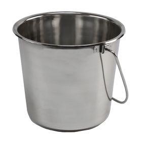 GRIP 4 Gallon Stainless Steel Bucket 78170