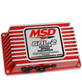MSD 6AL-2 Ignition Control (Red) 6421