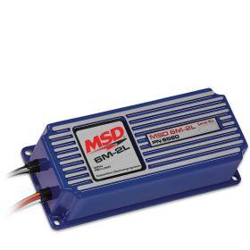 MSD 6M-2L Marine Certified Ignition w/Rev Limiter 6560