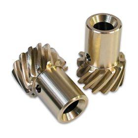 MSD Bronze Distributor Gear .500 Inch ID 8471