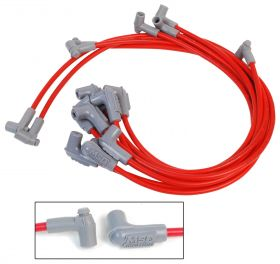 MSD GM Small Block 350 Super Conductor HEI Spark Plug Wire Set 31359