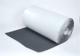 HushMat 1/4 Inch Silencer Megabond Thermal Insulating Self-Adhesive Foam Bulk Roll - 24 Inchx50' ea 100 sq ft 22400