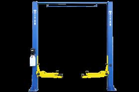 Titan Lifts HD2P-9000AC - Clearfloor - Asymmetric - 9000 lb. Capacity HD2P-9000AC