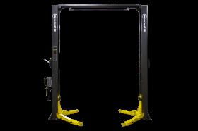 Titan Lifts PREMIER Series - Clearfloor - Asymmetric - 9000 lb. Capacity HD2P-9KCL