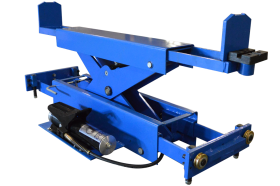 Titan Lifts Rolling Bridge Jack - for HD4P-12000 Four-Post Lift - 6000 lb. Capacity RJ-6K-HP