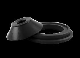 Titan Lifts Wheel Balancer Adapter Cone Set - for WB-350 WB-350-TA