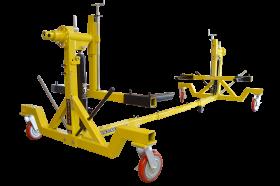 Titan Lifts Automotive Rotisserie - 4500 lb. Capacity ROT-4500