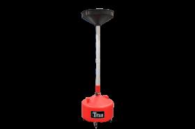 Titan Lifts 8 Gallon Adjustable Waste Oil Drain POD-8