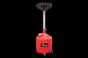 Titan Lifts 18 Gallon Adjustable Waste Oil Drain POD-18