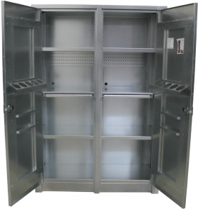 BADASS Workbench BRS-258 2- Door 54 Inch 20 ga. Storage Cabinet - 258