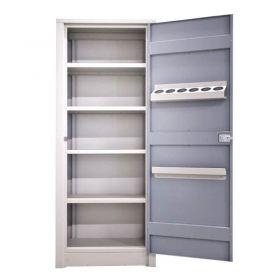 BADASS Workbench BRS-138 32 Inch Steel Storage Cabinet Size - 138