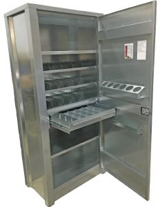 BADASS Workbench BRS-WC36 36 Inch Welding Supply Cabinet - WC36