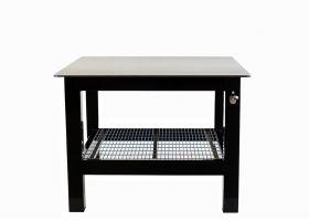 BADASS Workbench 4X4WELD-38 4FT DEEP X 4FT LONG X 36 Inch TALL WELDING TABLE WITH 3/8 Inch PLATE STEEL TOP  - 4X4WELD - 38