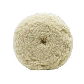 GRIP 7 Inch Wool Buffing Pad -29305