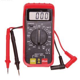 Mini Digital Multi-Meter with Holster