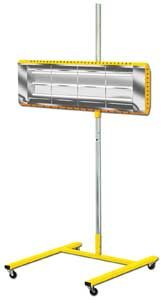 Infrared Curing Lamp 6000