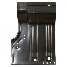 71 to 73 B Body LH Trunk Floor Half