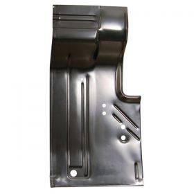 71 to 73 B Body RH Trunk Floor Half