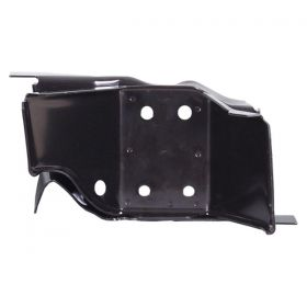 70 to 74 E Body Rear Leaf Spring Mount RH Front
