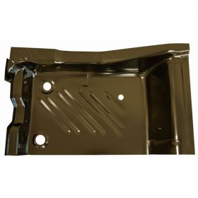 70 Barracuda RH Rear Floor Pan Footwell Area