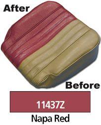 SEM Color Coat Flexible Coating Napa Red Interior Paint