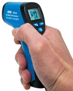 Pocket Infrared Non-Contact Thermometer 500 deg