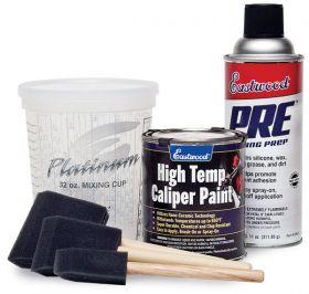 Eastwood Ceramic Brake Caliper Paint Black