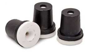 3-Pack Ceramic/Rubber Blast Nozzle 2.5MM ID