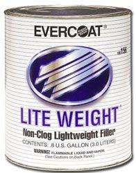 Evercoat Lite Weight Body Filler Gallon