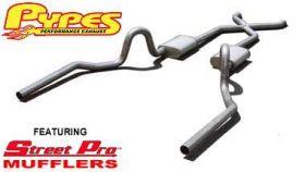 PYPES 64-72 GM A-Body 2.5 w/X StreetPro