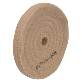 Buff Wheel 4 in Spiral