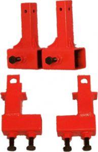 Autotwirler 70-81 Camaro Mount Kit Pro Bare Steel