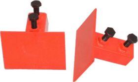 Autotwirler Brackets - Uni-Plate Bare Steel