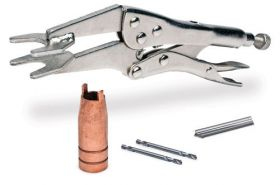 Spot Weld Kit with 3/8 in cutter