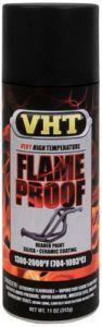 VHT High Temp Aerosol Flat Black