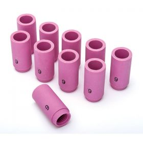 3/8 in nozzle 10 per pack