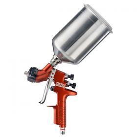 Tekna Copper HE Paint Gun 1.3 1.4 Alum Cup