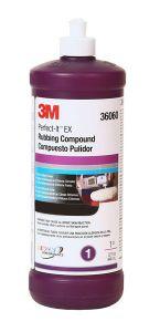 3M Perfect it EX Rubbing Compound Quart 36060