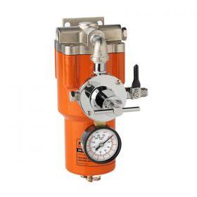 DEV Finishline 80 CFM Filter Unit with Reg HAR 680
