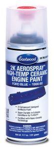 2K Aerospray High Temp Engine Paint Ford Blue 1966 80