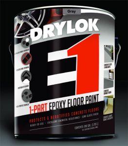 Drylok E1 Epoxy Floor Coating Gallon Gray