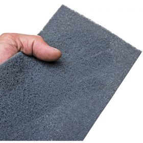 3M Scotchbrite Durable Hand Pad Gray 25pk 64660