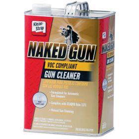 Naked Gun Low VOC Paint Gun Cleaner gallon